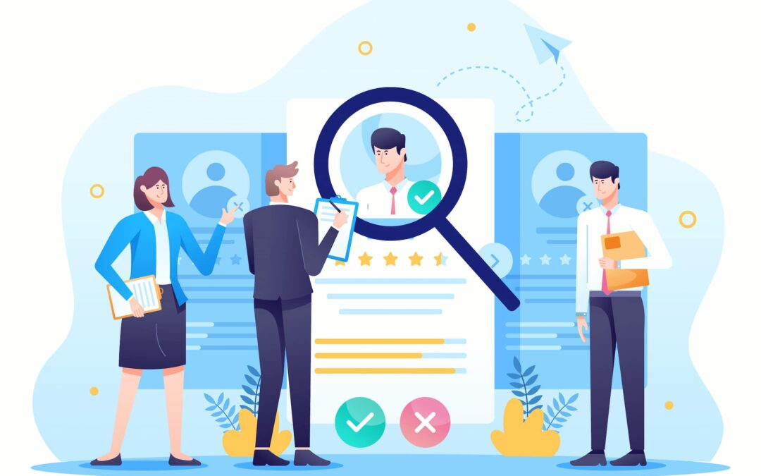 Recruitment Process: How we find and hire the best candidates for our customers